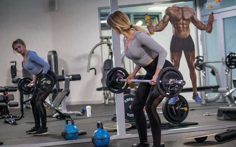 Upoznavanje ženskog fitnesa